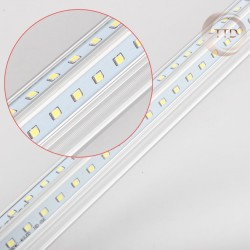 Led strip koud/wit WP 100 cm